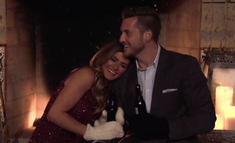 The Bachelorette Clip: Fake Snow… Real Sparks?