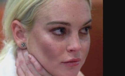 Lindsay Lohan Tweaks Over Stolen Purse