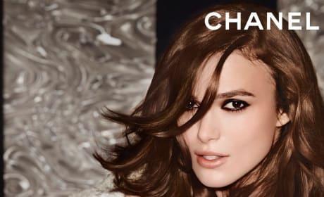 Keira Knightley Chanel Ads