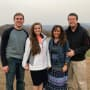 Austin Forsyth, Joy-Anna Duggar, Michelle Duggar, and Jim Bob Duggar
