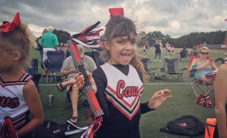 Sophia Abraham Bullying Cheerleading Photo