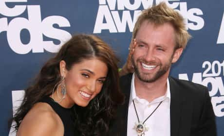 Nikki Reed and Paul McDonald Photo