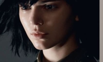Kendall Jenner: Makeup-Free and Weird for Marc Jacobs