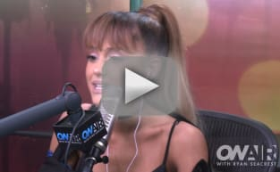 Ariana Grande BURNS Ryan Seacrest Over Mac Miller Question