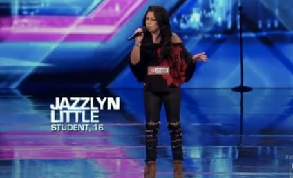Jazzlyn Little: Great Name, Better Voice