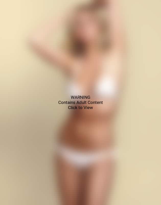 Kate Upton White Bikini