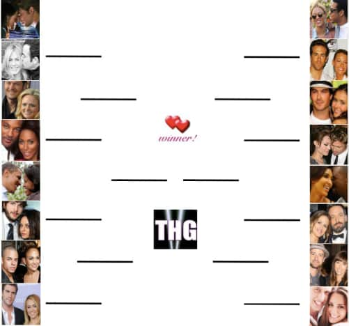 THG Couples Bracket 2013