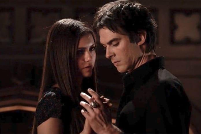 Cast members of vampire diaries dating