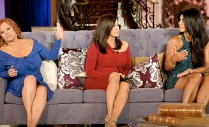 The Real Housewives of New Jersey Recap:  It's Over...Caroline Leaves the Housewives