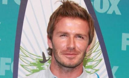 Dream House Too Much For Po$h, David Beckham