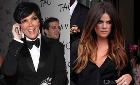 Kris Jenner Wants Khloe to Date Drake