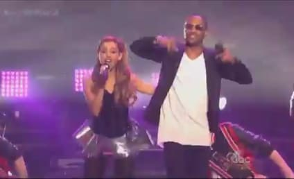 Ariana Grande New Year's Eve Performance: Singer Shines From Tokyo With Big Sean