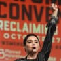 Rose McGowan on Stage