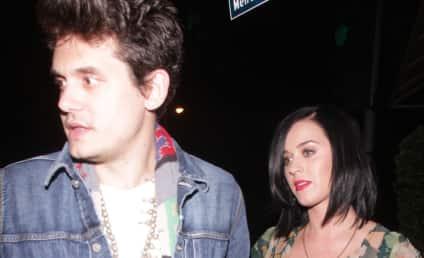 Katy Perry and John Mayer Break Up ... Again!