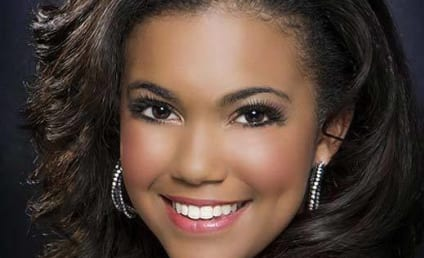 Logan West Crowned Miss Teen USA