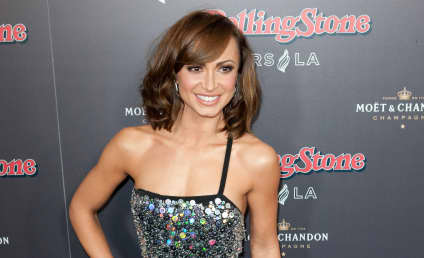 Karina Smirnoff on Julianne Hough Joining Dancing With the Stars: Not Sure That's Ethical!