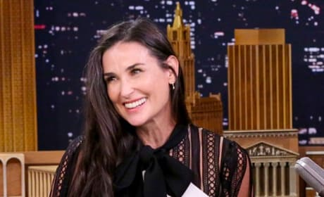 Demi Moore as a Guest