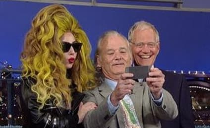 Lady Gaga and Bill Murray: Date Night in NYC?