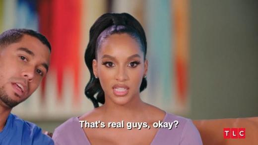 The Family Chantel Season 3 trailer - that's real guys, okay?
