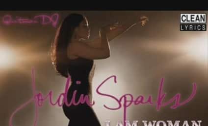 Jordin Sparks New Single: She is Woman
