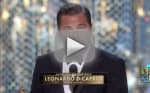 Leonardo DiCaprio Talks Climate Change in Oscars Acceptance Speech