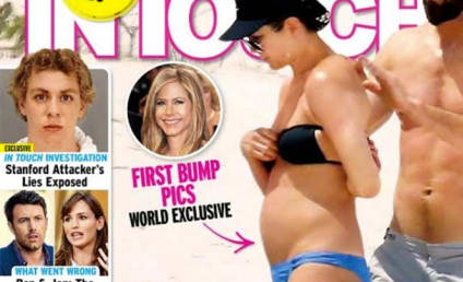 Jennifer Aniston: Pregnant for 29th Time!