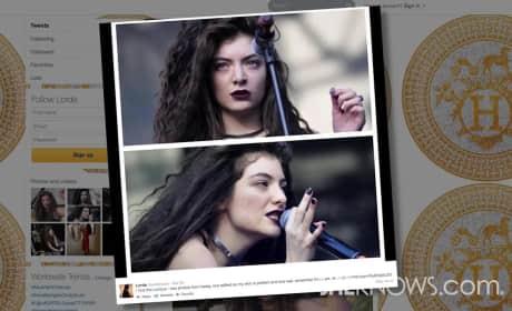 Lorde vs. Photoshop