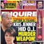 Kris Jenner-O.J. Simpson Cover