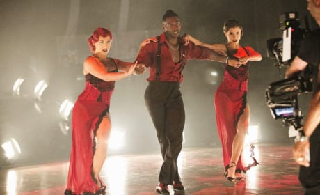Dancing With the Stars Action