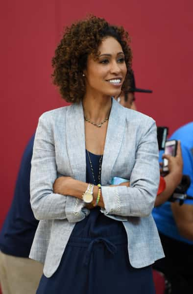 Sage Steele Picture