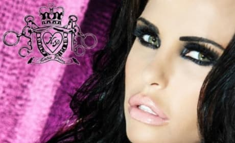 Katie Price Album Cover