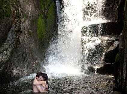 Under the Waterfall
