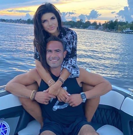 Teresa Giudice con novio