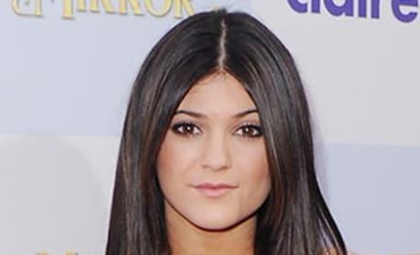 Kylie Jenner Face