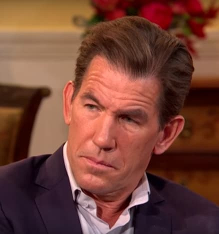 Thomas Ravenel at the Reunion