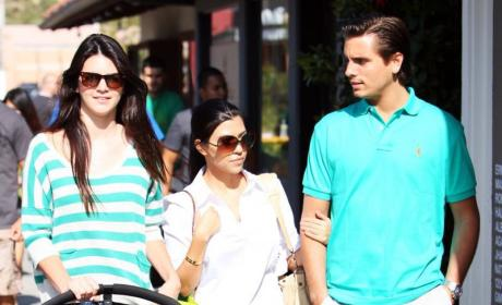 Scott and Kourtney Picture