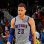 Blake Griffin on Detroit