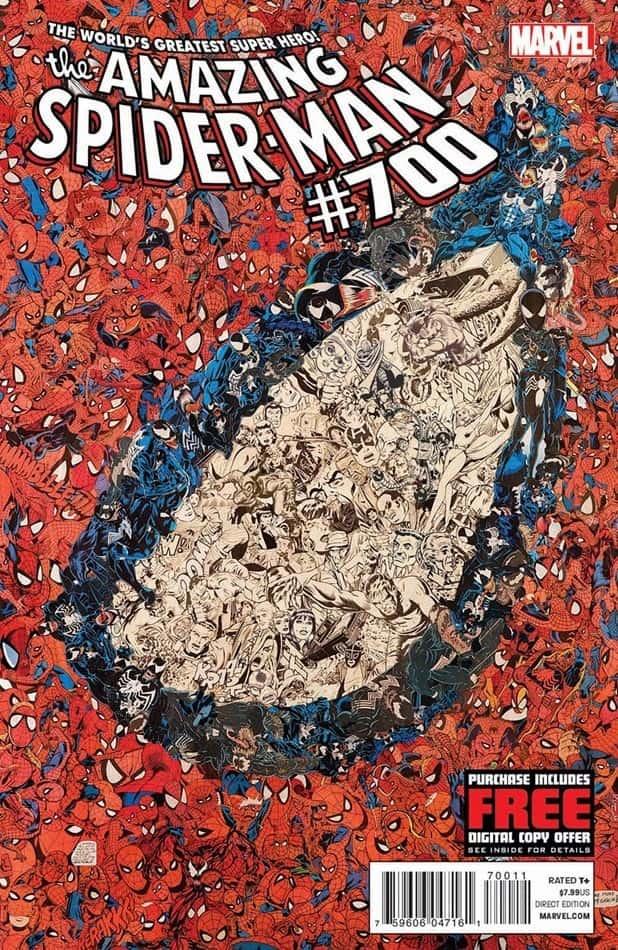 Amazing Spider-Man 700