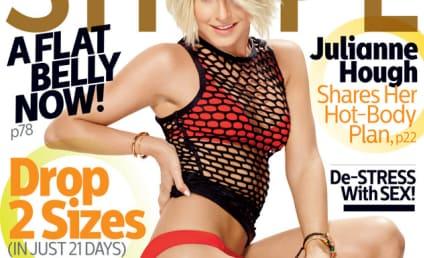 Julianne Hough: Sizzling in Shape!