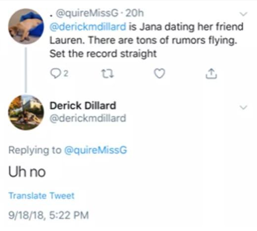 DDD tweets