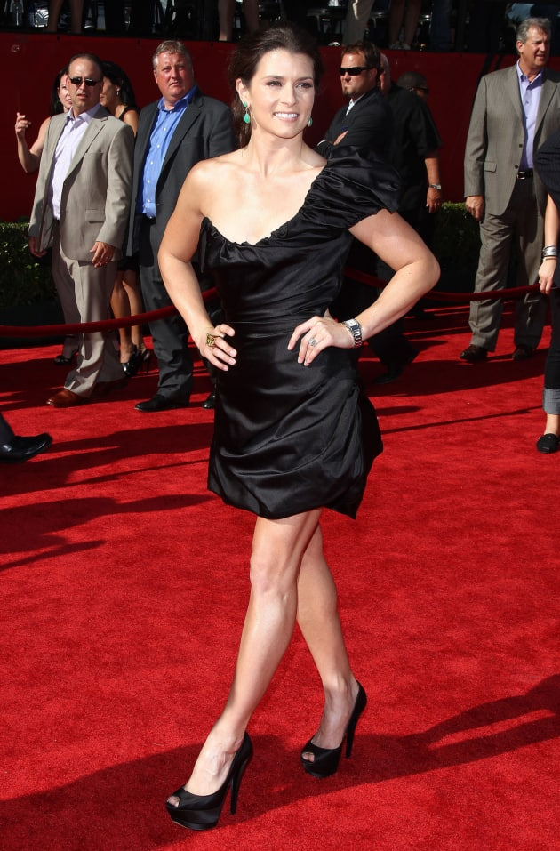 Danica Patrick At The Espys The Hollywood Gossip
