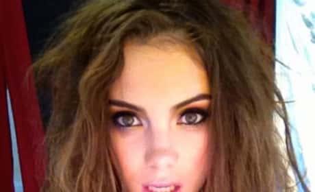 McKayla Maroney Hair