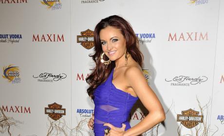 Maria Kanellis Maxim Hot 100 Party