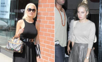 Fashion Face-Off: Ashley Tisdale vs. Holly Madison