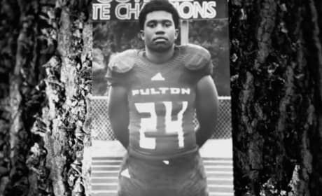 Zaevion Dobson Honored with Arthur Ashe Courage Award at 2016 ESPYs