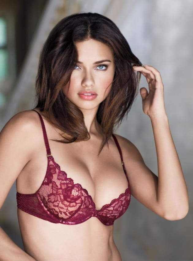 Adriana lima heißer sex, Du warst nicht nackt xxx