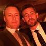 Nick Viall and Chris Harrison