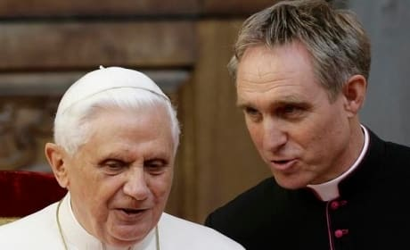 Pope Benedict, Georg Gaenswein