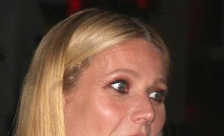 Gwyneth Paltrow Looks Hungry