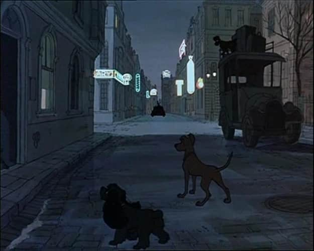 Lady and the Tramp / 101 Dalmations